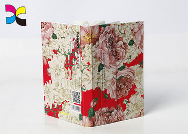 White Card Paper Wydrukowano Journal Books Sewing And Edition Binding